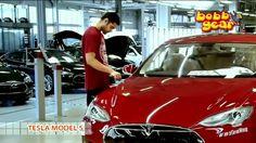 Bobb Gear : Tesla Model S 85 - Molto più di un'auto elettrica