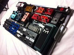 DaveCave's board. Looks really good!