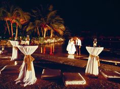 #XcaretPark Beach Club is an exceptional place for your unforgettable destination wedding moments! ~~ Find more details at our #IDoMexicoWeddingPlanner where fellow planning Brides like YOU and expert vendors like #FunInTheSunWeddings, Photography are talking about ideas and tips to create your perfect beach wedding, #TrashTheDress and honeymoon! ~~ I Do Mexico / Riviera Maya Wedding Beach Clubs