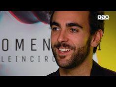"""Intervista a Marco Mengoni - Vi presento le mie """"Parole in circolo"""" - YouTube"""