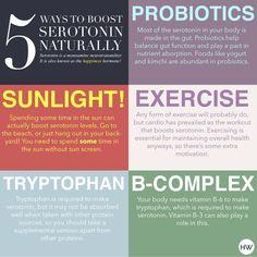 Babar Too Co.: Natural Ways to Boost Serotonin Babar Too Co.: Natural Ways to Boost Serotonin