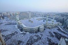 Morning Prayer at Masjid Al Haram - Makkah
