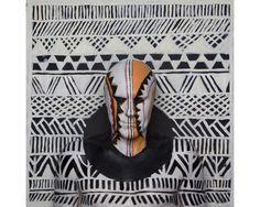 "Saatchi Online Artist: SWARTE Vulpescu Olaru; Digital Photography ""The Responsibility of Maasai"""