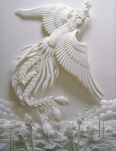 The Positively Impressive Paper Sculptings Of Jeff Nishinaka. - if it's hip, it's here