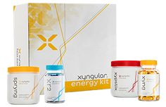 0245a929214 Xyngular Energy Kit - Restore healthy energy levels, speed your recovery  and improve the way you feel in your daily life.