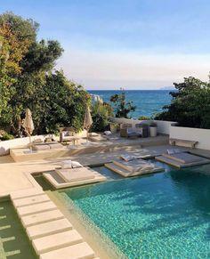 Summer Dream, Dream Home Design, Travel Aesthetic, Sky Aesthetic, Flower Aesthetic, Dream Vacations, Exterior Design, Future House, Places To Go