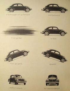 a volkswagon can do that.