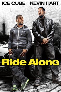 Ride Along - THIS MOVIE IS HILARIOUS, I WAS SERIOUSLY DYING  @jenna stobie