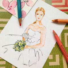 A FASHION STORY…..Amanda  #bride #bridalportrait