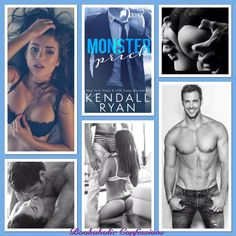 Carmen's Confessions: Monster Prick (Screwed #1.5) by Kendall Ryan