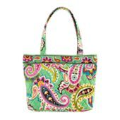 Petite Tote | Vera Bradley  For those of us or kids or want or need something stylish but smaller