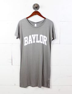 Baylor T-Shirt Dress