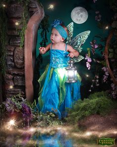 Enchanted Fairies and Mighty Warriors Photo Session Headley Fairies Studio Mermaid Fairy, Baby Fairy, Fairy Photography, Children Photography, Fairy Costume Kids, Fairy Photoshoot, Enchanted Fairies, Fairies Photos, Fable