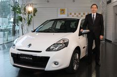 """Night & Day Lutecia very large and COO of Renault Japon ~ """"Lutecia Night & Day"""" is the new name of Renault, """"Lutecia"""""""