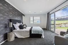 The Jennian Homes Timaru Display Home showcases the premium quality of Jennian homes and gives you a sneak peek into your new dream home. Display Homes, Canterbury, Bed, Furniture, Ideas, Home Decor, Decoration Home, Stream Bed, Room Decor