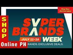 Lazada Philippines Sale Promo - Super Brands Major Items Online Shopping...