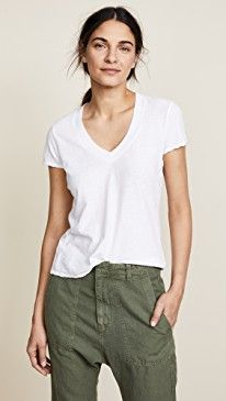 New James Perse V Neck Tee online. Find the perfect Splendid Clothing from top store. Sku bnfu48949atny49983