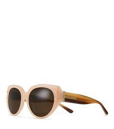 Tory Burch Toggle-hinge Cat-eye Sunglasses
