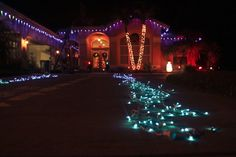 Reindeer Runway - light the driveway for Santa's sleigh