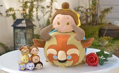 Beauty and the Beast Tsum Tsum collection coming to Japan on April 26, 2017!