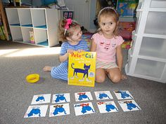 Pete The Cat Activities!