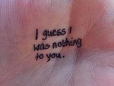 I guess..
