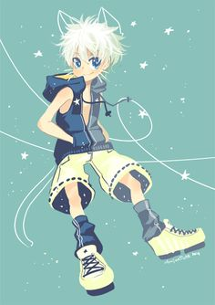 Killua Zoldyck   ~Hunter X Hunter