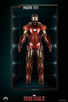 東尼史塔克 鋼鐵人 Tony Stark: All Iron Man Suits Gallery Iron Man 3, All Iron Man Suits, Iron Man Movie, Iron Man Armor, Marvel Comics, Marvel Heroes, Iron Man Action Figures, Iron Man Wallpaper, Iron Man Avengers