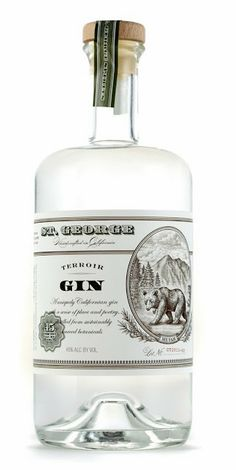 St. George Spirits on Packaging of the World - Creative Package Design Gallery