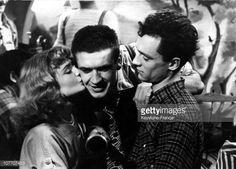 Photo d'actualité : Film Set By Jacques Becker With Brigitte Auber,...