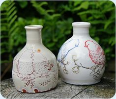 The website of ceramicist Ayumi Horie. A model for a great, interactive website for a professional artist!