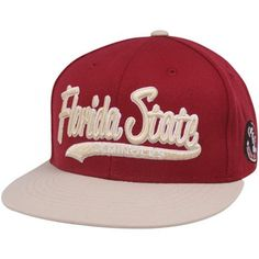 best service 2cff5 332d2 FSU Snapback Hats