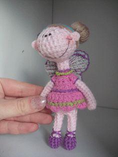 ༺༺༺♥Elles♥Heart♥Loves♥༺༺༺ ........♥Crochet Amigurumi♥........ #Amigurumi #Patterns #Crochet #Softies #Childrens #Toys #Handmade #Teddy #Doll #Tutorial #Patterns #Collectable~ ♥Amigurumi Patterns By Teddies With Love Crochet Crochet Little Fairy