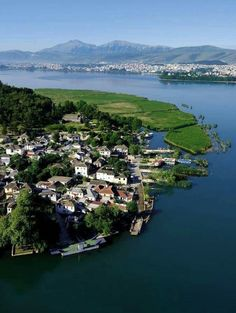 Ioannina Greece! beautiful places for travel