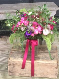 Choosing a location for your wedding day ceremony can be just as important as searching out the wedding reception place. Wedding Reception Places, Wedding Day, Bride Bouquets, Brides, Canning, Searching, Flowers, Plants, Barn