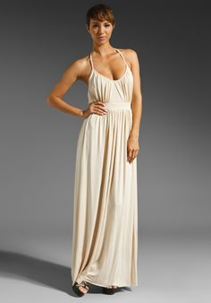 RACHEL PALLY Pina Halter Maxi Dress in Cream at Revolve Clothing - Free Shipping