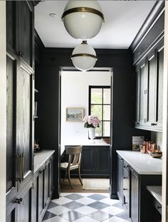 The Sunday This week was wonderfully average until it wasn't (STUDIO MCGEE) Studio Mcgee, Pantry Design, Kitchen Design, Kitchen Decor, Kitchen Pantry, Dirty Kitchen, Organized Kitchen, Basement Kitchen, Basement Ideas