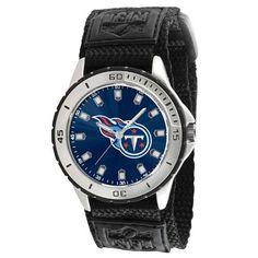 Tennessee Titans NFL Mens Veteran Series Watch