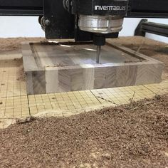 Mmmmm...walnut. The smell is amazing. #walnut #woodworking #cnc #xcarve #itsforafriend #diy #wildmanproject by wildmanproject