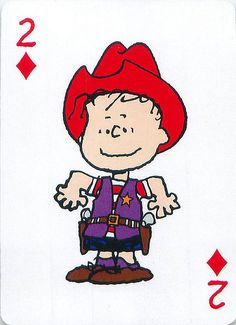 Peanuts Great Pumpkin Playing Cards | From the Peanuts Great… | Flickr