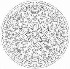 38 Mejores Imágenes De Mandalas En 2017 Páginas De Dibujos
