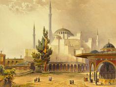 Hagia Sophia - Gaspard Fossat