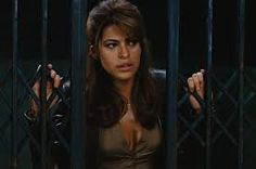 Eva mendes kiss in ghost rider