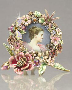 Fabulous Floral Frame