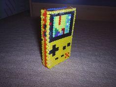 3D GameBoy Tetris hama beads by Giff95