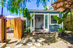 Tiny Cottage With Additional Retreat U0027Tiny Houseu0027 In San Diego For Sale!