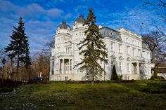 Palace in Teresin, Poland