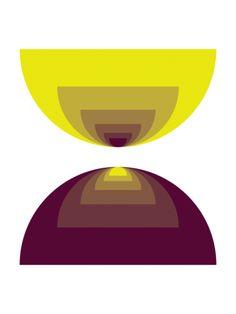 Beauvoir (2009) - Geometric Art Prints by Gary Andrew Clarke