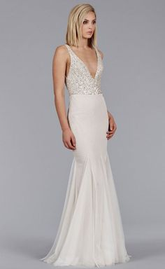 Courtesy of Jim Hjelm Wedding Dresses from JLM Couture; Wedding dress idea.