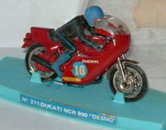 Ducati NCR 900 Desmo by Guisval, 1980